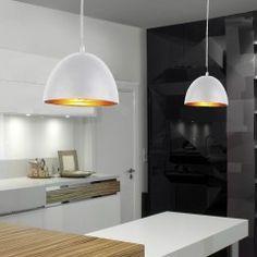 AZzardo Modena 18 White/Gold - Hanging lights