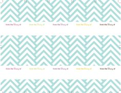Free Printable: Bookplates