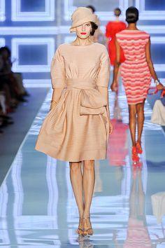 Dior, Spring 2012 RTW