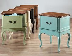 I wonder if I could make a file cabinet out of an old sewing machine table??