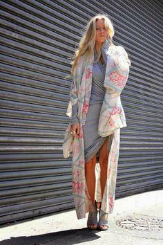 Gardrop Kedisi: Trend: Kimono