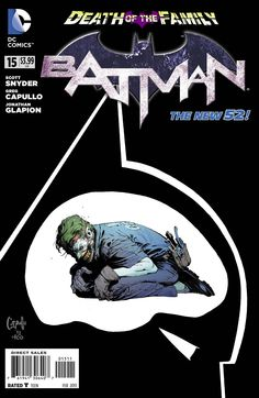 Writen by: Scott Snyder  Art by: Greg Capullo  Published by: DC Comics