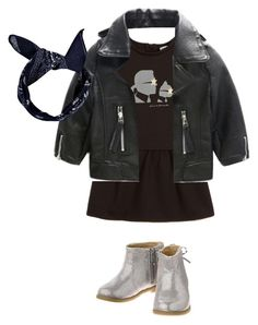 """""""Untitled #147"""" by nubs28 ❤ liked on Polyvore featuring Gymboree and Boohoo"""
