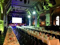 Korjaamo Corner Hall – Large Business Events #helsinki #catering | Soupster Catering