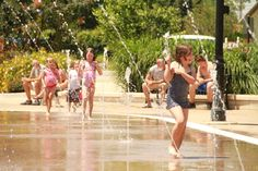 Lawrence Plaza Splash Park City of Bentonville May 11-September 15 9:00am - 10:00pm First Friday Flicks FREE April 4th May 2nd June 6 July 11 August 1 September 5 October 3