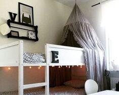 Etagenbett Mit Bettkasten Ikea : Die besten bilder von ikea hochbett hacks child room kura