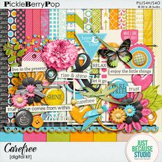 Carefree - Digital Kit By JB Studio