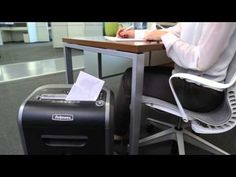 ▶ Powershred® 79Ci 100% Jam Proof Cross-Cut Shredder - YouTube