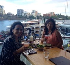 Just checking in to say HI to our loyal friends and supporters!  We hope your 2015 has started well and we want to wish everyone a happy, healthy and prosperous 2015!  A rare opportunity for us both to be in the same city at the same time! Bye for now! Jade (Ecommerce Manager) & Lydia (Founder/Director)  #JamuAustralia