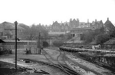 Old Scotland | The site of Edinburgh Scotland Street station in January 1967.When the ...