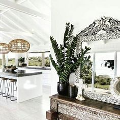 the grove byron bay - entrance - kitchen