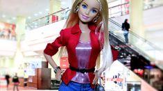 Como Fazer Jaqueta para Barbie