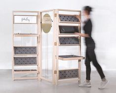 pam marcisz forms jewelry display for exhibition & market spaces