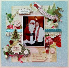We're Celebrating! A Christmas Story ~ Inspiration