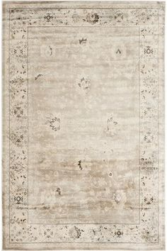 Charity Area Rug - Machine-made Rugs - Synthetic Rugs - Traditional Rugs - Border Rugs | HomeDecorators.com