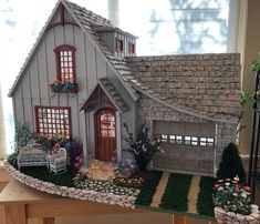 2017 / Annual Creatin' Contest Grand Prize Winner: Cottage By the Sea by Kelly Havens