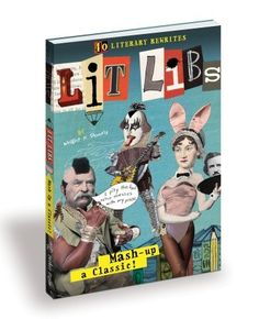"Like Mad Libs, but more literary... This book of 40 ""literary rewrites"" is $9.99 in the mental_floss store."