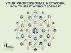 Your Professional Network: How to Use It Without Losing It