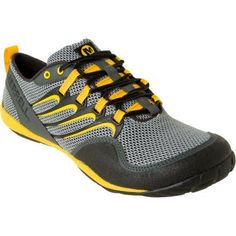 Merrell shoes with Vibram soles.
