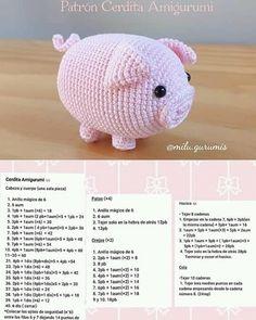 Octopus Crochet Pattern, Crochet Teddy Bear Pattern, Crochet Animal Patterns, Crochet Patterns Amigurumi, Crochet Animals, Crochet Dolls, Cute Crochet, Crochet Crafts, Crochet Baby