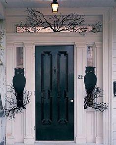 More Halloween Decor
