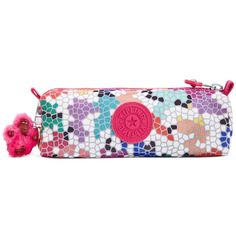 f662181db Kipling Fabian Pencil Case ($22) ❤ liked on Polyvore featuring home, home  decor, office accessories, spell binder, kipling, colored pencil case and  kipling ...