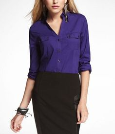 Women's Shirts: Shop Long-Sleeve Shirts, Women's Blouses & More at Express