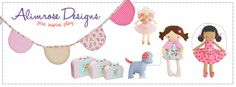 Alimrose Designs, vintage baby gifts available at Just Pink New Lambton