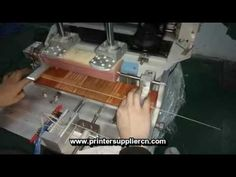 pad printing machine for measuring pipette,measuring pipette pad printer