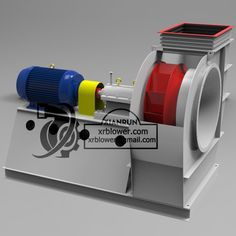 industrial fans and blowers, xianrun blower brand