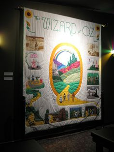 wizard of oz quilt | Wizard of Oz Quilt | Flickr - Photo Sharing!