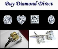 A #Diamond lasts for a lifetime. Make no arrangement in your search for your pure precious stone Buy Diamond Direct offers one of the largest selection of loose diamonds and diamond jewelry on the internet. Visit us today : http://www.buydiamonddirect.com/