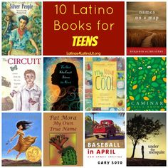 Does your YA library feature books by Latino authors? Latinas for Latino Lit offers these suggestions.