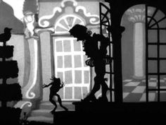 Lotte Reiniger - The Frog prince - Orquesta Asincrónica Contubernio - YouTube