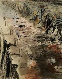 graham sutherland - Google Search English Artists, Source Of Inspiration, Natural World, Graham, Landscapes, Places To Visit, British, Museum, Organic