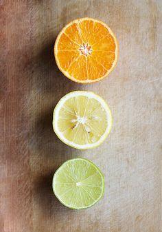 #Naranja ..... #Limón ..... #Lima