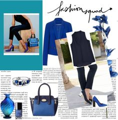 Cobalt Blue - AW14 Must-Have Colour - In Style Today