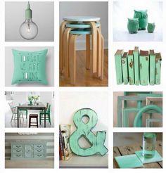 #mintgrøn #mintgreen