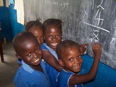 Ecole souriante