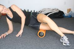 Again with the foam rollers! - 10 Self-Myofascial Release Exercises for Runners | Active.com