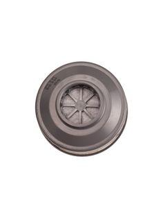GAZ MASKESİ FİLTRESİ : Filitre tipi: Gaz filtresi Klas:Tip A: A.Organik buhar ve Gazlar: Kaynama derecesi 65 C ve üstü. Vidalı filtredir. Sertifika: EN 143:2000/ EN 14387:2004 EN 143: 2000.Solunum Koruyucu Cihazlar-Partikül Filtreleri. Bu Avrupa standardu acil çıkış maskeleri hariç solunum koruyucu cihazlarda kullanılan partikul filitrelerini tanımlar. EN14387: 2004 Solunum Koruyucu Cihaz-Gaz Filtreleri ve Kombine. Not: Bir kutuda 6 adet bulunmaktadır.