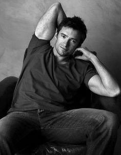 well HELLO, mr. jackman.