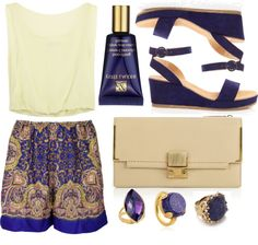"""purplerain"" by brittanyalix on Polyvore"