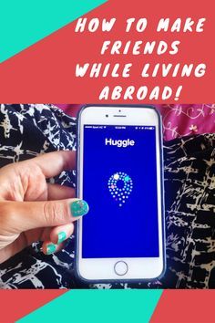 How to make friends while living abroad can be challenging sometimes. This app makes it much easier! Best Travel Apps, New Travel, Travel Tips, Travelling Tips, Travel Information, Travel Couple, New Tricks, Trip Planning, Adventure Travel