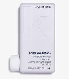 #BORN.AGAIN.WASH 250 ML.   #Beschadigd, futloos #haar Ultravoedende #shampoo voor #beschadigd, #gekleurd en/of #futloos haar.  De meest #verzorgende #shampoo binnen de #KEVINMURPHY lijn. Verwijdert #dode #huidcellen van de #hoofdhuid en #voedt het haar van binnenuit. #Vitamine #B5 maakt het haar zijdezacht. #LintsenKappers #Lintsen