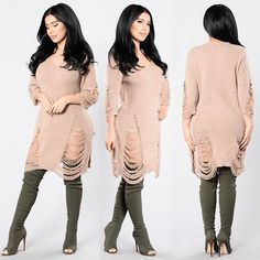 """❤️649 NEW ARRIVALS❤️⠀ Search: """"Lionheart Sweater""""⠀⠀ Search: """"Sorry Not Sorry Boot""""⠀⠀ ✨www.FashionNova.com✨"""