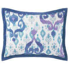 Company C Luna Indigo Pillow Sham @LaylaGrayce