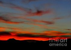 Colorado sunsets 6 by Diane M Dittus