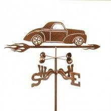 Willys Car Weathervane