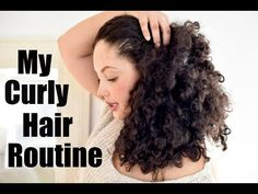 This Air Drying Trick is a Game-Changer for Curly Hair